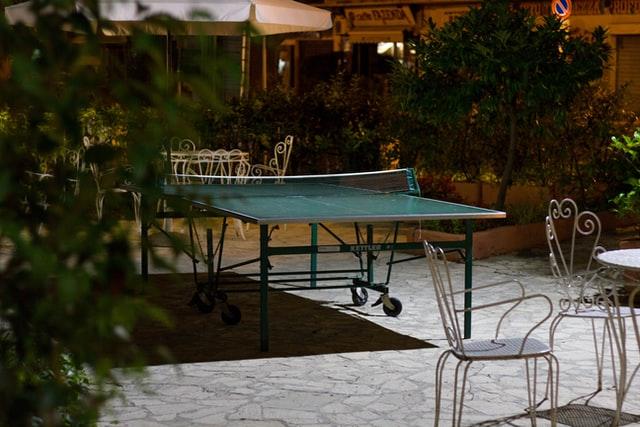 Die 10 besten wetterfesten Tischtennisplatten – Test