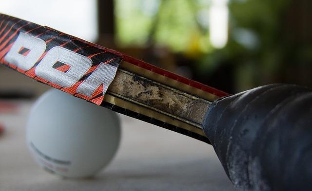 Tischtennisschläger Holz: Eigenschaften und Merkmale