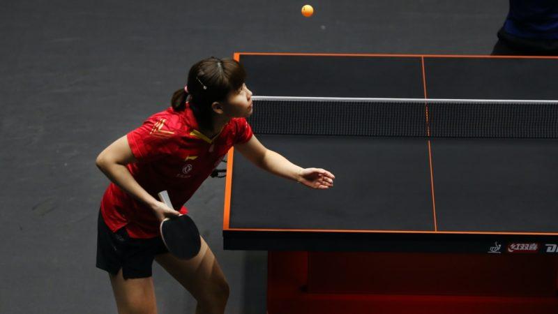 Tischtennis Aufschlag Regeln einfach erläutert