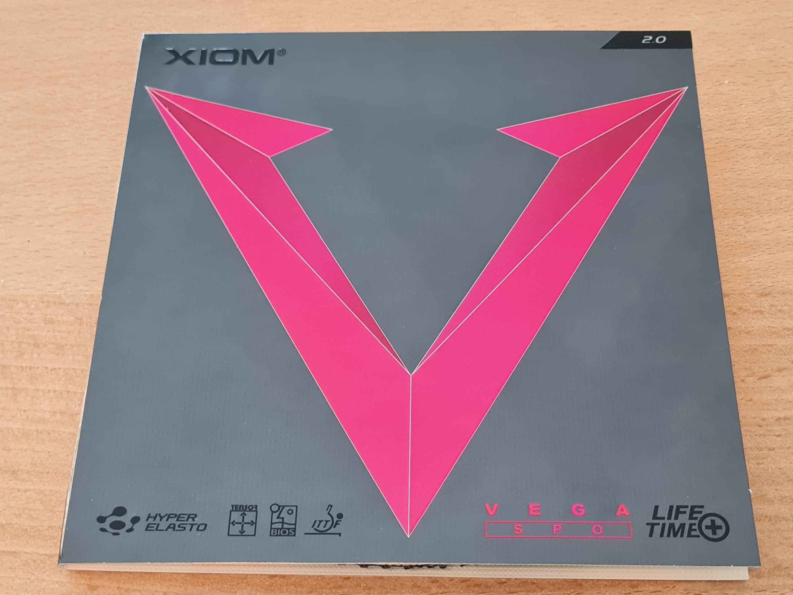 Xiom Vega SPO Test