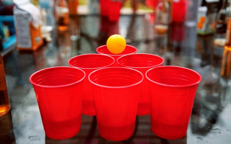 Bierpong Tisch Test: Die 6 besten Bierpong Tische 2021