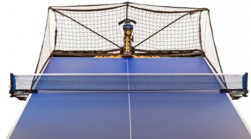 Donic Robo Pong 2055 Tischtennis Roboter Test