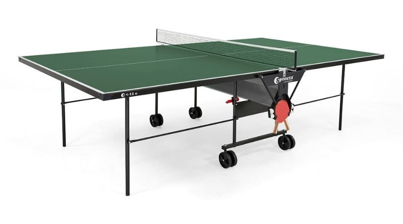 Sponeta S 1-12 e Tischtennisplatte Test