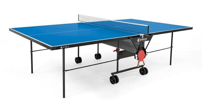 Sponeta S 1-13 e Tischtennisplatte Test