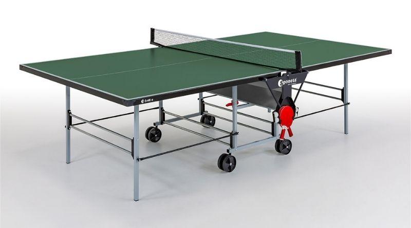 Sponeta S 3-46 e Tischtennisplatte Test