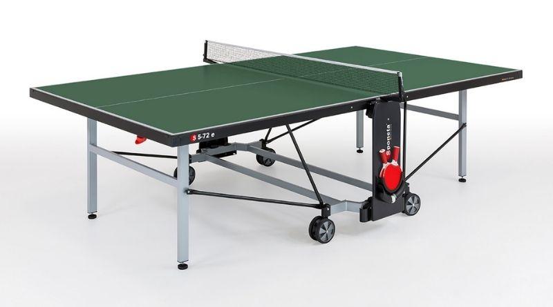 Sponeta S5-72e Tischtennisplatte Test