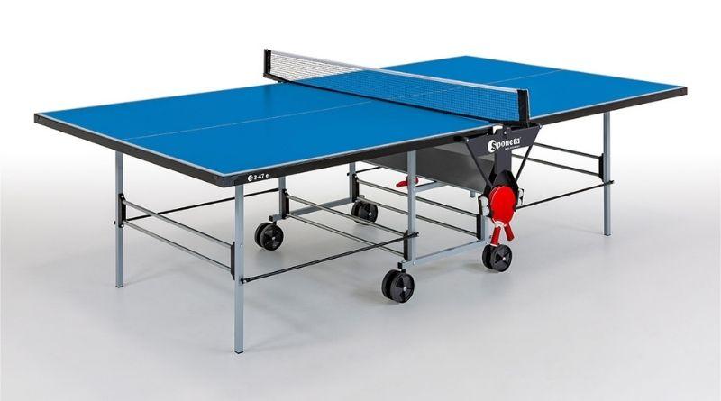 Sponeta S3-47e Tischtennisplatte Test